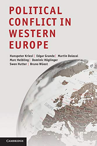 9781107625945: Political Conflict in Western Europe
