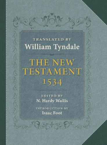 9781107626195: The New Testament: A Reprint of the Edition of 1534 with the Translator's Prefaces and Notes and the Variants of the Edition of 1525