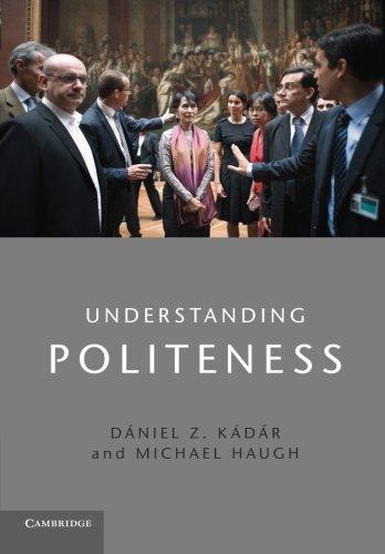 9781107626942: Understanding Politeness