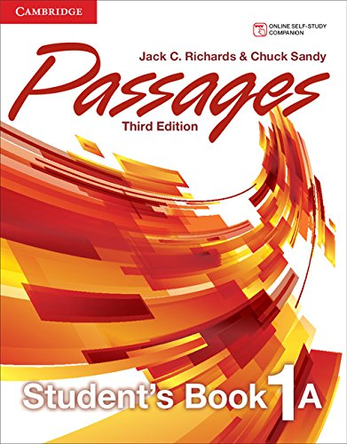 9781107627017: Passages Level 1 Student's Book A Third Edition