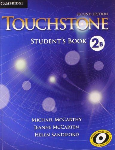 Touchstone Level 2 Student's Book B (Paperback): Jeanne McCarten