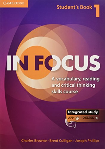 9781107627093: In Focus Level 1 Student's Book with Online Resources
