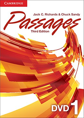 9781107627628: Passages Level 1 DVD Third Edition