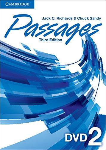 Passages Level 2 DVD: Jack C. Richards, Chuck Sandy