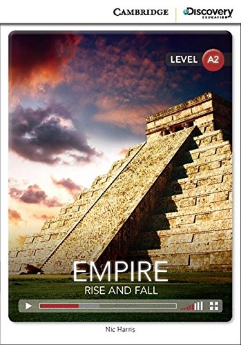 9781107628441: Empire: Rise and Fall Low Intermediate Book with Online Access (Cambridge Discovery Interactiv)