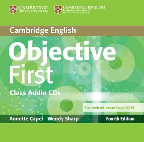 9781107628540: Objective First Class Audio CDs (2)