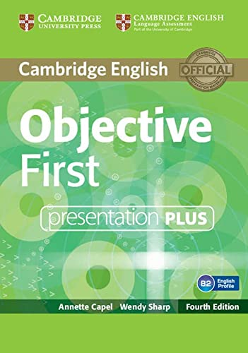 Objective First Presentation Plus DVD-ROM: Annette Capel, Wendy Sharp