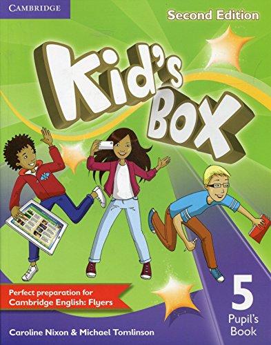 9781107628915: Kid's Box Level 5 Pupil's Book - 9781107628915