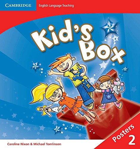 9781107629004: Kid's Box Level 2 Posters (12)