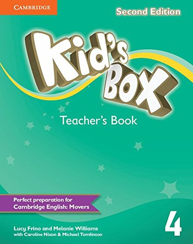 9781107629059: Kid's Box Level 4 Teacher's Book