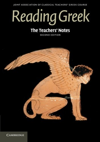 The Teachers' Notes to Reading Greek (1107629306) by Joint Association of Classical Teachers