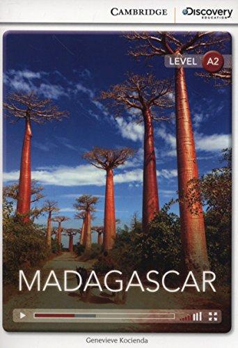 Madagascar Low Intermediate Book with Online Access: Kocienda, Genevieve