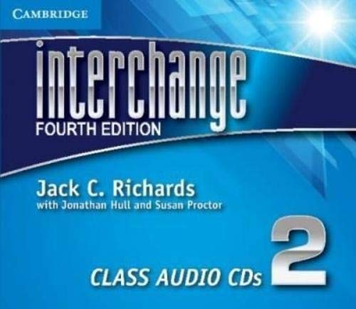 9781107629417: Interchange Level 2 Class Audio CDs (3): 1-3 (Interchange Fourth Edition)