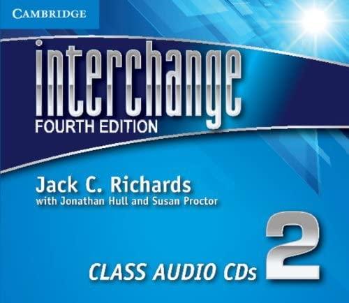 9781107629417: Interchange Level 2 Class Audio CDs (3) (Interchange Fourth Edition)