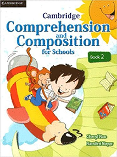 9781107629912: Cambridge Comprehension and Composition for Schools Book 2