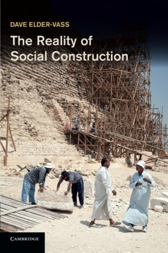 9781107630161: The Reality of Social Construction