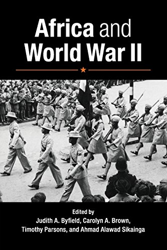 Africa and World War II: Byfield, Judith
