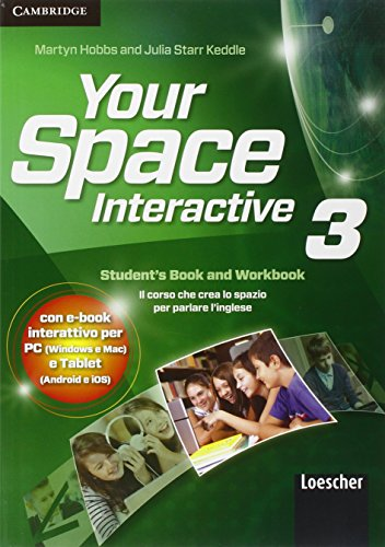 9781107630895: Your space. Interactive. Per la Scuola media. Con e-book. Con espansione online: 3