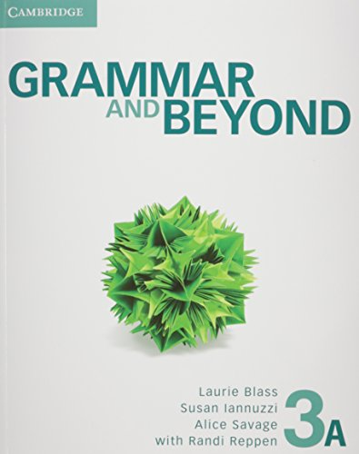 9781107631076: Grammar and Beyond Level 3 Student's Book A, Online Grammar Workbook, and Writing Skills Interactive Pack