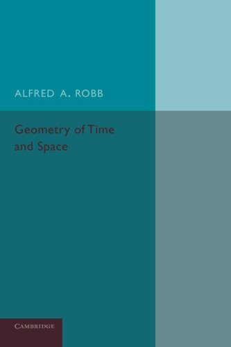 9781107631809: Geometry of Time and Space