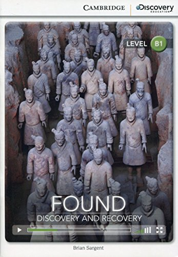 9781107632127: Found: Discovery and Recovery Intermediate Book with Online Access (Cambridge Discovery Interactive Readers)