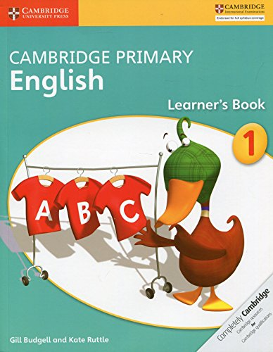 9781107632981: Cambridge Primary English. Learner's Book Stage 1