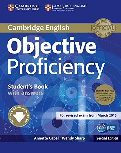 9781107633681: Objective Proficiency Student's Book Pack (Student's Book with Answers with Downloadable Software and Class Audio CDs (2))-