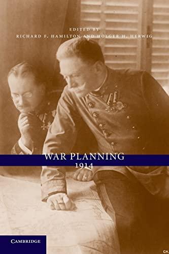 9781107635128: War Planning 1914