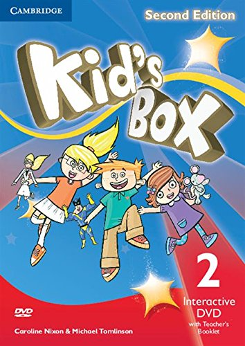 9781107635401: Kid's Box Level 2 Interactive DVD (NTSC) with Teacher's Booklet Second Edition