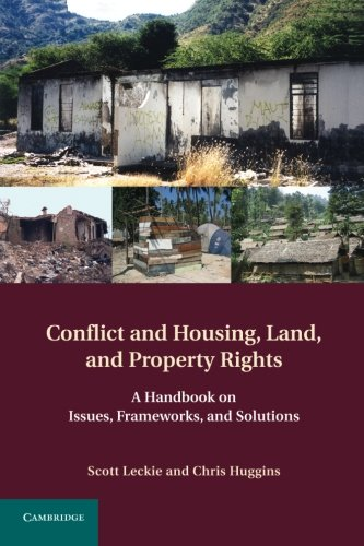 9781107636040: Conflict and Housing, Land and Property Rights: A Handbook on Issues, Frameworks and Solutions