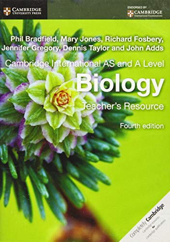 Cambridge International AS and A Level Biology: Adds, John, Taylor,