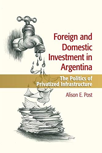 9781107637962: Foreign and Domestic Investment in Argentina: The Politics of Privatized Infrastructure
