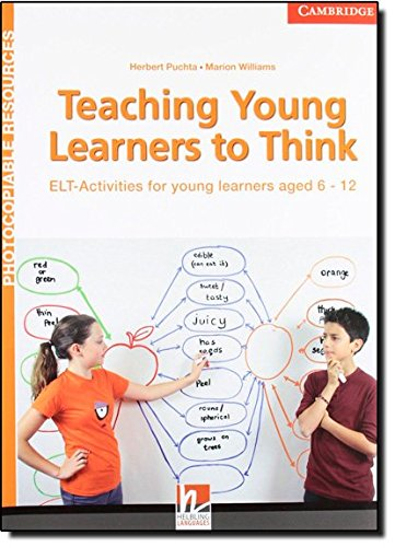 9781107638525: Teaching Young Learners to Think (Helbling Photocopiable Resources)