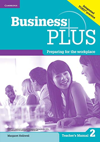 9781107638723: Business Plus Level 2 Teacher's Manual: Preparing for the Workplace