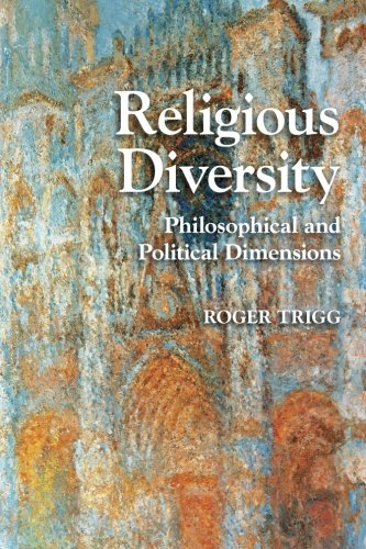 9781107638778: Religious Diversity: Philosophical and Political Dimensions (Cambridge Studies in Religion, Philosophy, and Society)