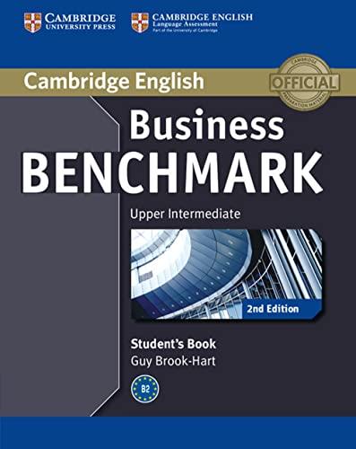 9781107639836: Business Benchmark Upper Intermediate BULATS Student's Book