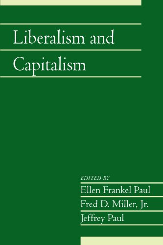 9781107640269: Liberalism and Capitalism: Volume 28, Part 2 (Social Philosophy and Policy)