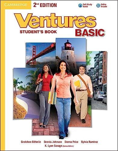 Ventures Basic Student's Book with Audio CD: Gretchen Bitterlin, Dennis