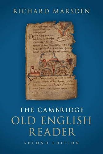 9781107641310: The Cambridge Old English Reader