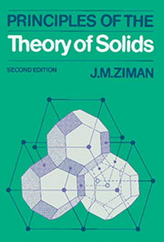 9781107641341: Principles of the Theory of Solids