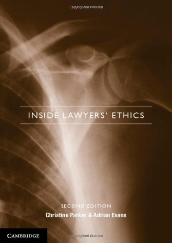 9781107641730: Inside Lawyers' Ethics
