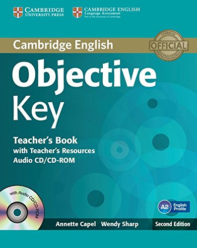 9781107642041: Objective Key 2nd Teacher's Book with Teacher's Resources Audio CD/CD-ROM