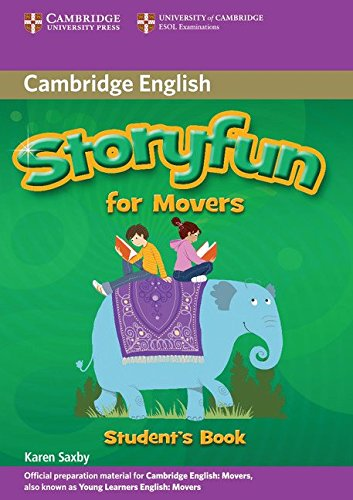 9781107642485: Storyfun for Movers Students Book