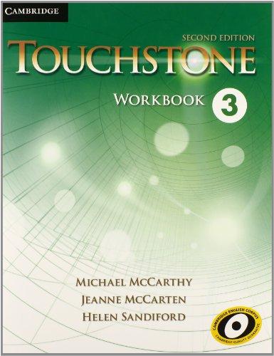 9781107642713: Touchstone Level 3, Workbook