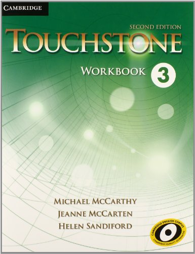 9781107642713: Touchstone Level 3 Workbook Second Edition