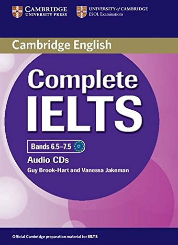 9781107642812: Complete IELTS Bands 6.5-7.5 Class Audio CDs (2)