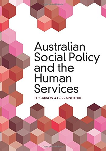 9781107642911: Australian Social Policy and the Human Services