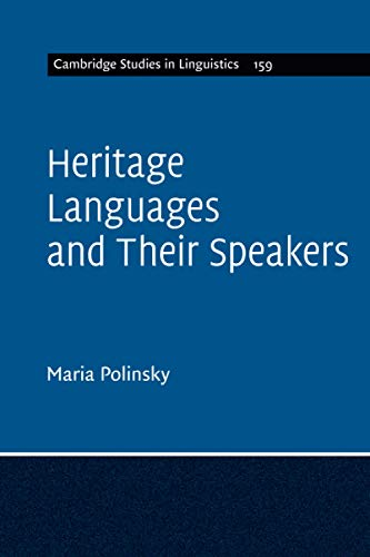 9781107642966: Heritage Languages and their Speakers