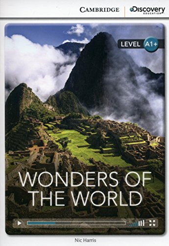 9781107642980: Wonders of the World High Beginning Book with Online Access (Cambridge Discovery Interactiv)