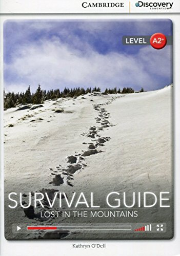 9781107643284: Survival Guide: Lost in the Mountains Low Intermediate Book with Online Access (Cambridge Discovery Interactiv)